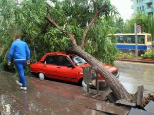 Meteorolojiden Kırşehir İçin Kuvvetli Lodos Uyarısı