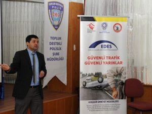 Toplum Destekli Polislikten Trafik Güvenliği Eğitimi