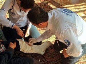 Muğlada Evde Bakım Hizmetlerinde 22 Binden Fazla Tıbbi Müdahale Yapıldı