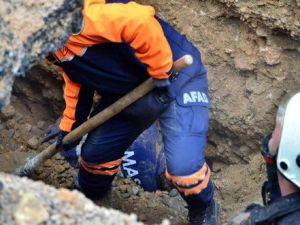 Malatyada İş Kazası: Kanalizasyon Çalışmasında Göçük Altında Kalan İşçi Öldü