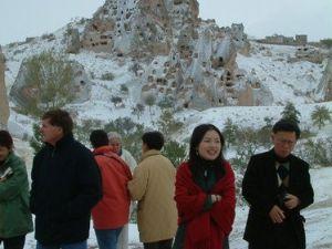 Kapadokyanın Ziyaretçileri Yüzde 8 Azaldı