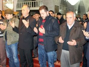 Şehit Polis Kenan Ardıç İçin Mevlit Okutuldu