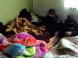 Edirnede Rehin Tutulan 62 Kaçak Göçmen Kurtarıldı