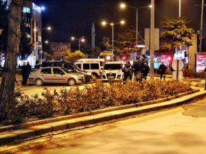 Kırşehirde Şüpheli Paket Heyecanı