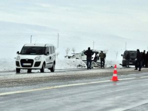 Bitliste Trafik Kazası: 1 Ölü, 1 Yaralı