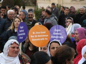 Nusaybinde Kjadan Paris ve Silopi Anması