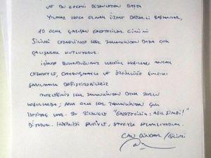 Dündar ve Gülden Meslektaşlarına Mektup: Gazetecilik Asıl Şimdi Başladı