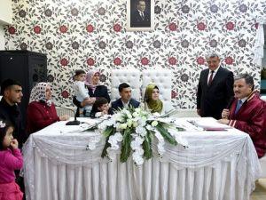 Malatya Büyükşehir Belediyesi, Geçen Yıl 3 Bin 273 Çifti Evlendirdi