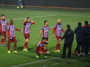 1461 Trabzon: 1 – Beşiktaş: 1