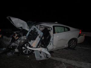 Kırıkkalede Kaza: 3 Ağır Yaralı