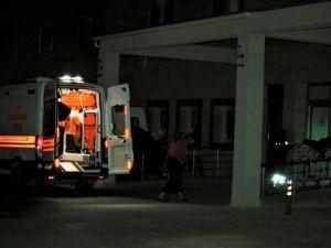 Kırşehirde Sobadan Zehirlenen 4 Kişi Hastaneye Kaldırıldı