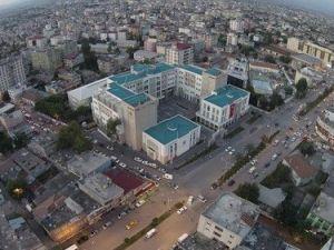 Osmaniye Belediyesine En İyi Hizmet Binası Ödülü