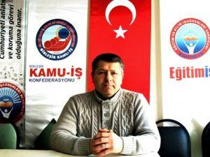 Kırşehir Eğitim-İşten Yurdugül: 2014 Tandoğan Müdahalesi Dönemin Bir Komplosu