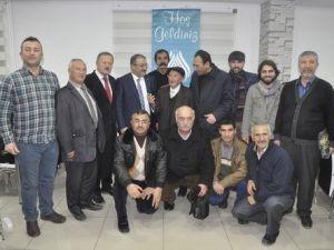Başkan Güven: Gazeteci Emeğini Dünyada Alamazsa Ahirette Alır