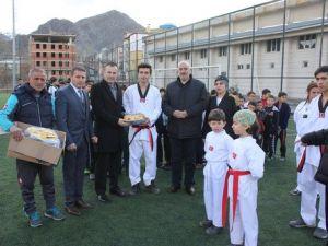 Erzurumda Çocuklar Tatili Spor Yaparak Geçirecek