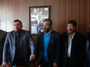 Yozgat STKdan Feyzioğluna Tepki