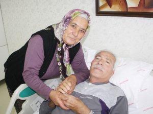 Kalp Masajıyla Kocasının Hayata Tutunmasını Sağladı