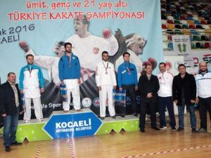 Sakarya Büyükşehir Sporcuları Milli Takıma Seçildi