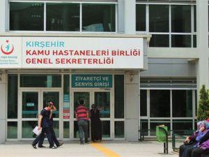 Kamu Hastaneleri Birliği: Kırşehirde Domuz Gribi Vakası Söz Konusu Değil