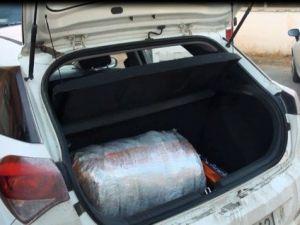Kırşehirde 10 Kilo Esrar Ele Geçirildi