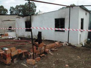 Barakada Çıkan Yangında Yaşlı Kadın Hayatını Kaybetti