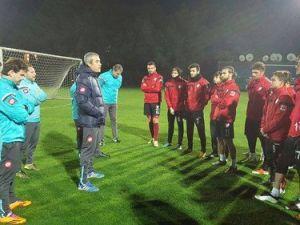 Vartaş Elazığsporda Teknik Direktör Kemal Özdeş İstifa Etti