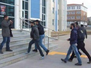 Kırşehirde Gözaltına Alınan 15 Öğrenci Serbest Bırakıldı