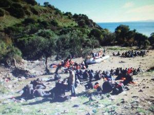 Çanakkalede 837 Göçmen ve 16 Organizatör Yakalandı