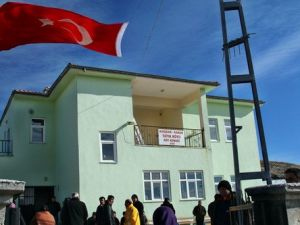Kırşehir Kamanda Baba Ocağına Şehit Ateşi Düştü