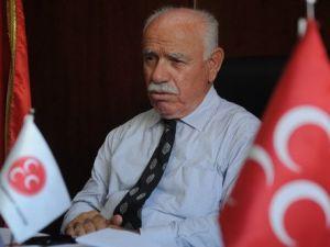 MHP İl Başkanı: Hepimiz Türküz, Hepimiz Kürtüz