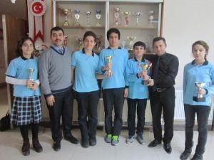Teog Türkiye 1.si Fatsa Özel Dolunay Okullarından