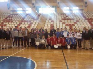 Özel Yesevi Anadolu Lisesi Masa Tenisinde Aydını Temsil Edecek