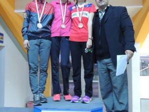 Nezilli Özel Aydınlık Okulları Atletizmde Dokuz Madalya Kazandı