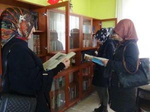 Ülkü Ocakları, Aziz Sancar Adına Kütüphane Açtı