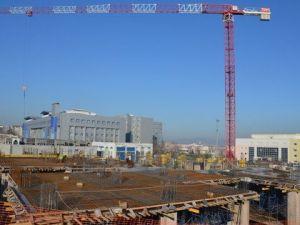 Yüksek İhtisas KVC Binası Bu Yıl Hizmete Girecek