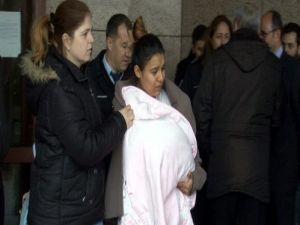 Doğumdan Çıktı, Kucağında Bebeğiyle Adliyeye Götürüldü