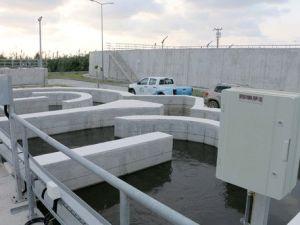 Erzin Atık Su Arıtma Tesisinin Yer Teslimi Yapıldı