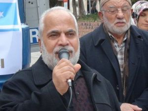 Nevşehirden Suriyeye 153. Yardım Tırı Gönderildi