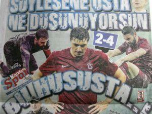 Trabonsporda Fatura Hakeme, Futbolculara ve Yönetime Kesildi