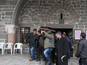 Diyarbakırın Son Ermenisi Vefat Etti
