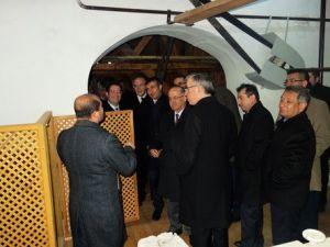 Ahika Yönetim Kurulu Toplantısı Aksarayda Yapıldı