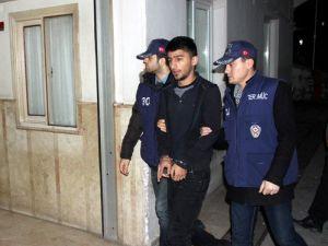 Manisadaki Terör Operasyonunda Gözaltına Alınan 7 Zanlı Adliyede
