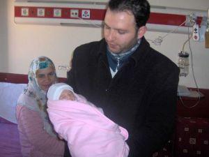 Yozgatta Geçen Yıl 5 Bin 584 Bebek Dünyaya Geldi
