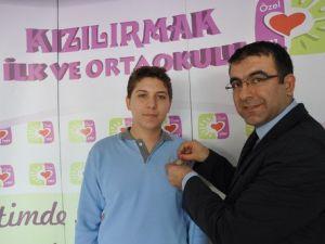 Özel Kızılırmaktan Teogda 3 Türkiye Birinciliği