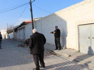 Nusaybinde Fakir Ailenin Toprak Evi Çöktü
