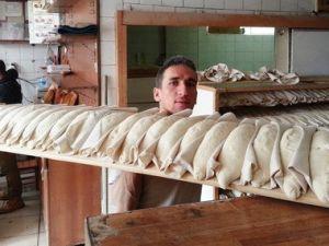 Samsunda Ekmek Yerine Yufkaya Zam Yapıldı