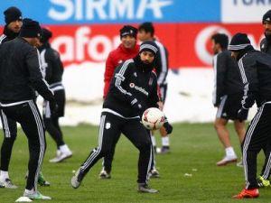 Hazırlıklarını Tamamlayan Beşiktaş, Kupa Maçı İçin Karabüke Gidiyor