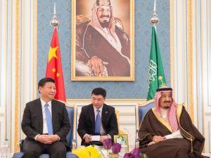 Çin Cumhurbaşkanı Xi Jinping, Suudi Arabistanda