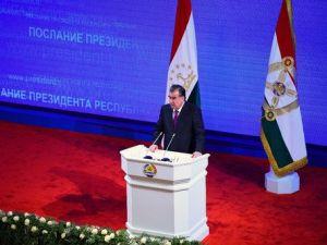 Rahman: Tacikistan, Rusya ile İşbirliğini Geliştirmeye Hazır