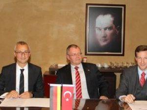 Ege İhracatçı Birliklerinden Almanya ile Dış Ticareti Arttıracak Anlaşma